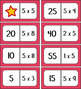 Multiplication Facts Math Centers