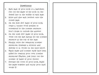 Multiplication Matching Book {Hands-on, Cut & Glue, Draw & Write}