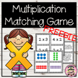 Multiplication Matching Game