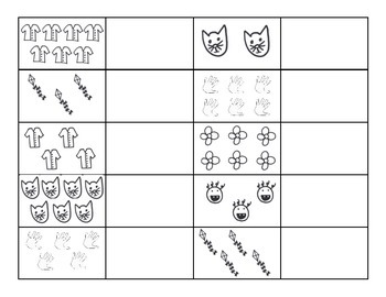 Multiplication Matching Mania!