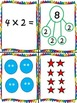 Multiplication Matching Strategies Math Centers Activities