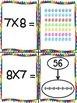 Multiplication Matching Strategies Math Centers Activities