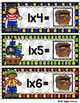 Multiplication Mateys Multiplication Set of 12 Envelope Centers