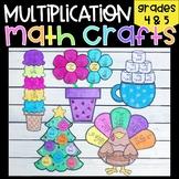 Multiplication Math Crafts BUNDLE