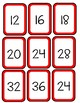 Multiplication Math Deck of Cards CCSS - 4.OA.A.1