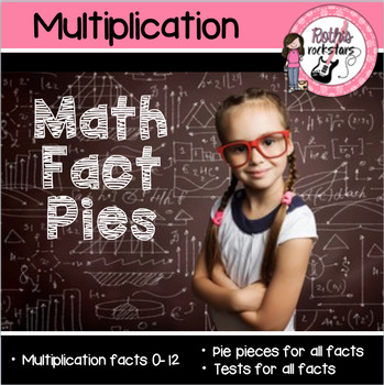 Math Facts Fluency Practice for Multiplication