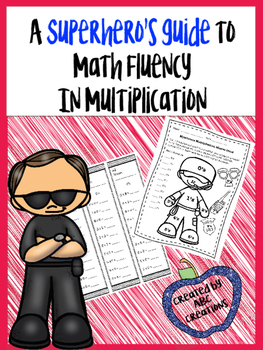 Multiplication Math Facts / Timed Tests, Daily Practice