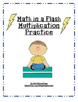 Multiplication Math In a Flash