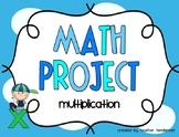 Multiplication Math Project