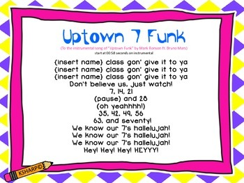 Multiplication Math Rap Songs