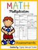 Multiplication Math Unit {Fourth Grade} 290+ Pages