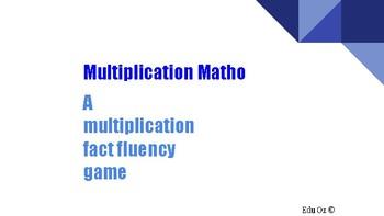 Multiplication Matho