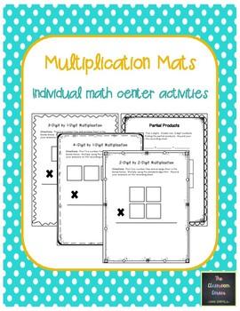 Multiplication Mats