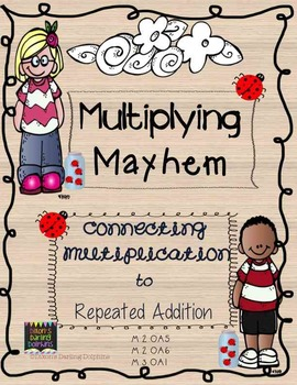 Multiplication Mayhem - Connecting Multiplying to Repeated Addition