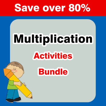 Multiplication {Mega Bundle}