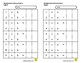 Multiplication Memorization Booklet