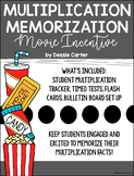 Multiplication Memorization Movie Incentive