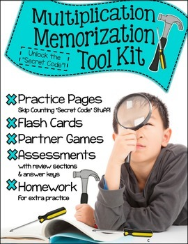Multiplication Memorization Tool Kit
