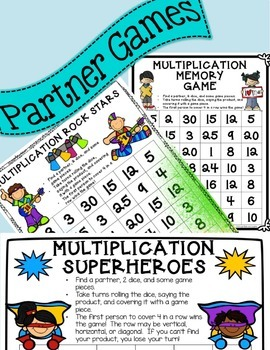 Multiplication Memorization Tool Kit
