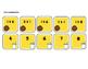 Multiplication Memory Game 1-12