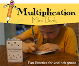 Multiplication Mini Book