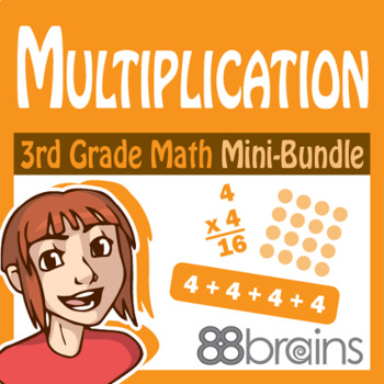 Multiplication Mini-Bundle (CCSS)