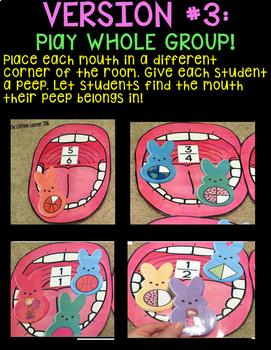 Multiplication Missing Factors Game