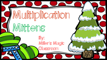 Multiplication Mittens