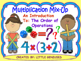 Multiplication Mix-Up ~ An engaging Introduction to the Order of Operations