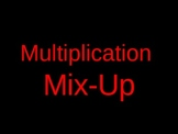 Multiplication Mix-Up, Basic Multiplication Facts 0-10
