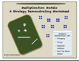 Multiplication Modeling