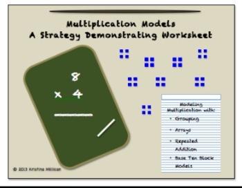 Multiplication Modeling