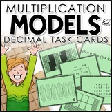 Multiplication Models for Decimals Center