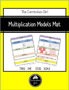 Multiplication Models Mat (3.4E, 3.0A.3)