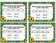 Multiplication Models Task Cards-Spring Theme