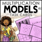 Multiplication Models for Whole Numbers Center
