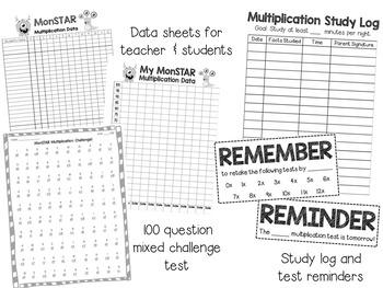 Multiplication MonSTAR Mega Bundle