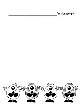 Multiplication Monster
