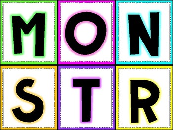 Multiplication Monster in Spanish