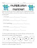 Multiplication Monster