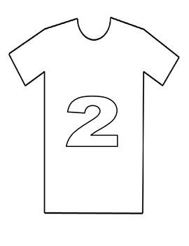 Multiplication Motivators (Tshirt Bulletin Board)