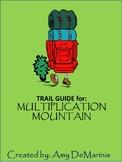 Multiplication Mountain Certificate