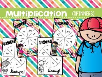Multiplication (Multiple Ways)