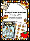Multiplication Multiples- Candy Corn