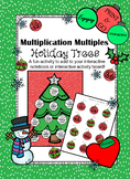 Multiplication Multiples- Holiday Trees