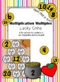 Multiplication Multiples- Lucky Coins