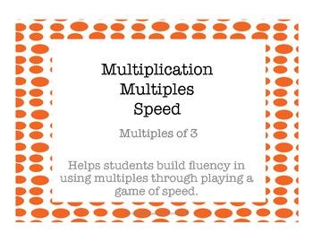 Multiplication Multiples of 3