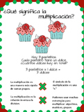 Multiplication / Multiplicacion