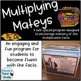 Multiplication Mastery - Multiplying Mateys