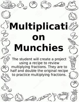 Multiplication Munchies